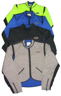 HYPERKEWL Evaporative Cooling Deluxe Sport Vests w/Sleeves
