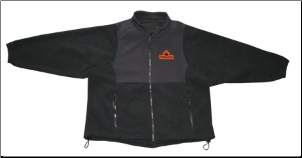 IonGearTM Battery Powered Heating Jacket