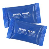 "KM  4.5x6""  Ice Pack for all Kool Max Vest"