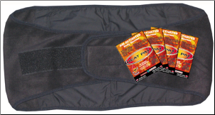 Back Wraps -Air Activated Heating