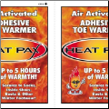 HEAT PAX™ Adhesive Toe Warmers (SKU: 5570)