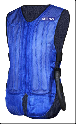 NEW Improved Circulatory Cooling :; Active Cooling Vest