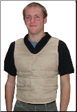 Body Cooling  vest with 10 KMV packs
