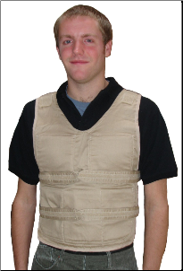 The Kool Max® Poncho Vest