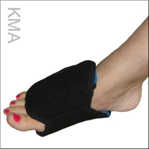 Pair of Kool Max® Cooling Ankle & Foot Wraps
