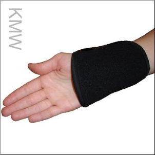 Cooling wrist wraps and an extra set of packs