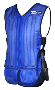Circulatory Cooling : Active Cooling Vest